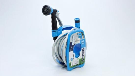Hose Reel Mini 10m Set Aqua