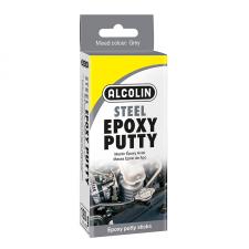 Alcolin Epoxy Putty Steel 2x60g