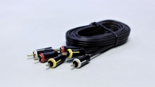 3 RCA To 3 RCA 3m