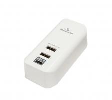 Smartsocket Compact USB Power Hub 3.1A