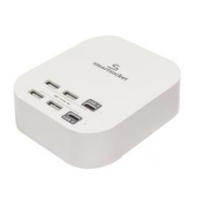 Smartsocket Compact USB Power Hub 8 Amp