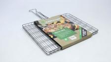 Braai Grid Med S/S Box 43x33cm