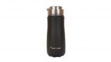 Vacuum Flask Steinless Steel Black 470ml Kaufman