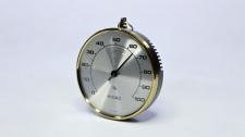 Hygrometer Brass
