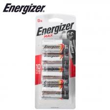 Battery Energizer D 4p