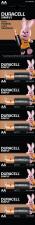 Battery Duracell Strips 6x1 AA