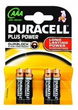 Battery Duracell