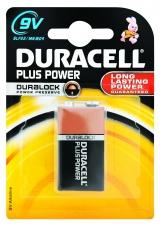 Battery Duracell 9v