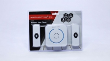 Door Chime Securitymate Soft Touch 2xTransm