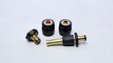 Hose Starter Kit Brass 4pc