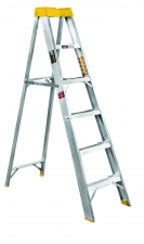 Step Ladder Aluminium A Frame 6 Step Academy