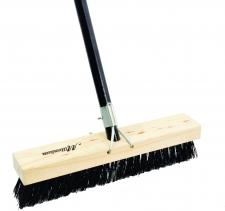 Broom 375mm Gutter Sweeper With Black Handle