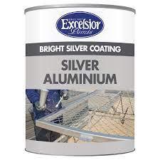 Exc Silver Aluminium 500ml