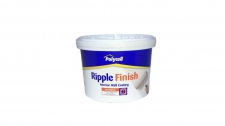 Polycell Ripple White 5 l