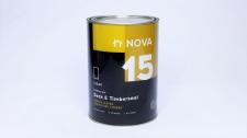 Nova 15 Timberseal Cl 5l  **