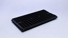 Seed Tray HGerm 128 Cavity 540x275x1000mic 38 Deep
