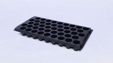 Seed Tray Germ 45 Cavity 540x275x1000mic 60 Deep