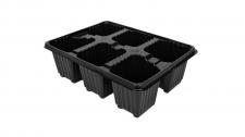 Seed Tray 6 Cavity
