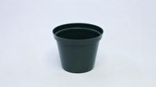 Flower Pot Green 12cm