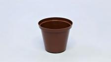 Flower Pot PVC T/C 100mm