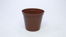 Flower Pot PVC T/C 200mm