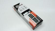 Bit Set Hex Yato 7pc H4-H12