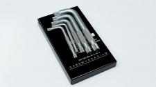 Allen Key Set Micro-Tec Spline M5,6,8,10,12 7pc
