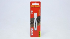Drill Bit HSS Standard 2.5mm 2pc Tork Craft