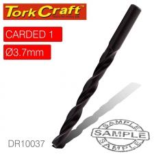 Drill Bit HSS Standard 3.7mm Tork Craft
