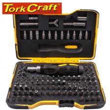 Bit Set Tork Craft 101pc (Ultimate Assortment)