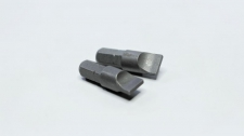 Bit Slotted 1.6x8 25mm 2p