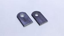 Lugs M/Steel 30x10.5 / 2  (20/Pack)