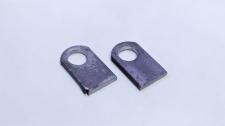 Lugs M/Steel 30x14mm /2