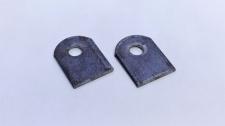 Lugs M/Steel 40x12mm / 2 (20/Pack)