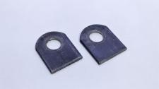 Lugs M/Steel 40x16mm / 2 (20/Pack)
