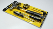 Tool Set Stanley 5pc Hand