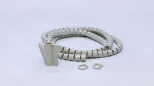 Cable Sleeve Ex 1.5m x 16mm Beige