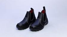 Safety Boot Sabre Chelsea Black #11