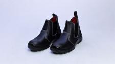 Safety Boot Sabre Chelsea Black #12