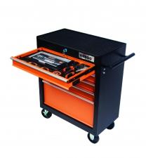 Tool Kit Kendo Trolley 5 Drawer 113pc
