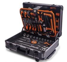 Tool Set Kendo Aluminium Case 124pc